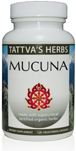 Mucuna Bottle - Tattva's Herbs