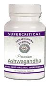 Ashwagandha bottle