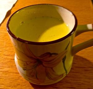 turmeric cuppa